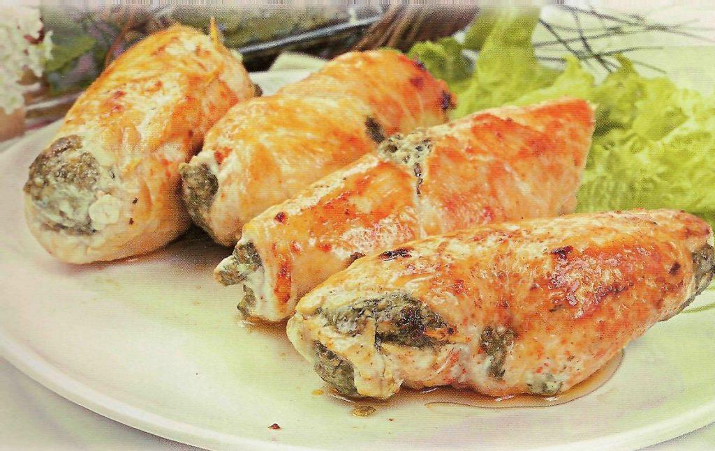 Рецепты из куриного филе и грибов