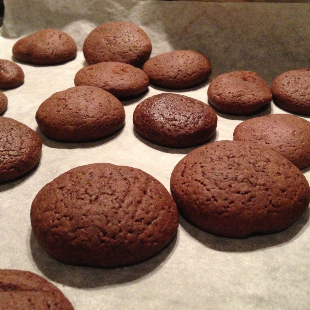печенье с шоколадное рецепт с фото пошагово