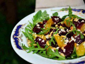 салатик просто и вкусно
