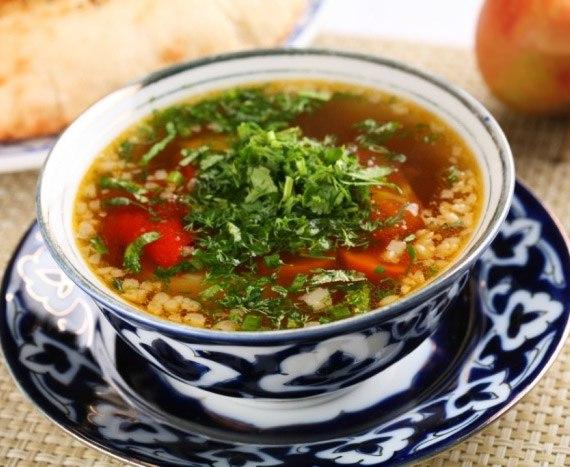 Узбекские супы