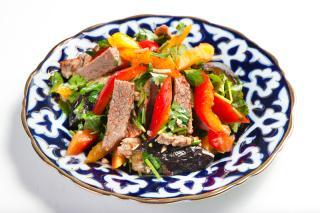Узбекские салаты